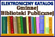 Elektroniczny Katalog Gminnej Biblioteki Publicznej w Sabniach