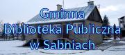 Gminna Biblioteka Publiczna w Sabniach